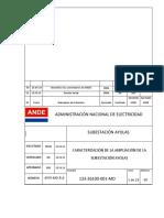 133-26100-001-MD-R00 - Caracterización de La Ampliación Ayolas