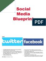 Social Media Blueprint