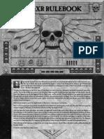 Bfgxr - Rulebook