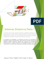 Sistemas Dinámicos Parte 1