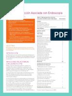 Riesgo de Infección Asociada Con Endoscopia