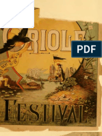 (1883) Summer Nights Carnival of the Oriole