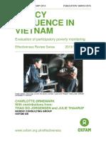 Er Policy Influence Vietnam Effectiveness Review 260315 En