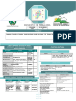 Fichas Del Sector Ambalema, Venadillo, Santa Isabel