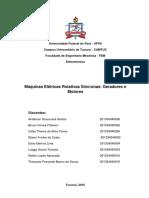 Trabalho Completo - Universidade Federal Do Pará