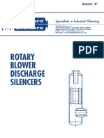 Bul d Rotary Discharge Silencers