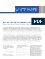 BDNA Whitepaper Normalization IT Data Warehouse Success
