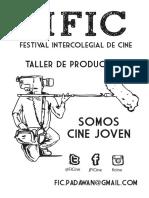 Producción Audiovisual para adolescentes