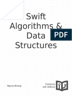 Swift Algorithms Data Structures