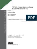Perception and Communication
