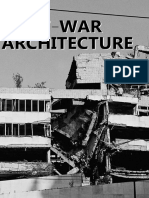 Addressing Post War Architecture