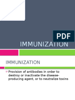 Pediatric Immunization 1