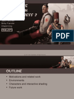 NPAR07 Illustrative Rendering in Team Fortress 2 Slides