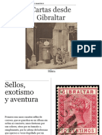 Cartas desde Gibraltar