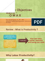 P7 - Anprod - The Objectives Matrix OMAX.pptx