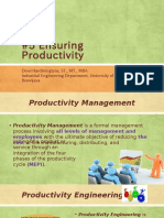 P5 - Anprod - Ensuring Productivity.pptx