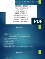 Law IPO PPT
