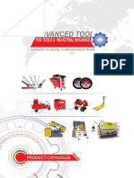 Advanced tools Catalog