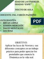 PROYECTOFISICA2DOPARCIAL