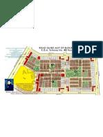 Map of Block 11, LDA Hawksbay Scheme 42 by AL-SAMAD ESTATE (Bahadurabad) ALI MUHAMMAD TAYYAB +92-321-2264064