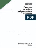 Panorama de La Historia Del Pensamiento Economico (Capitulo 3)
