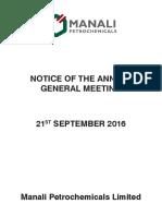 Manali AR Notice 2016