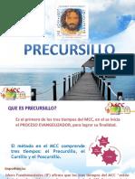 Precursillo 2016 MCC San Marcos