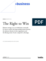 the Right to Win - Cesare Mainardi and Art Kleiner