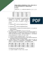Taller 3 Derivadas de segundo orden, regla de la cadena, derivada implícita, derivada direccional 2014-II