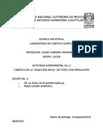 CINETICA P2