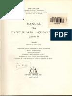Emile Hugot Manual Da Engenharia Acucareira Parte1 Vol2