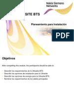 2.1 Ultrasite GSMEDGE Installation Planning Spanish