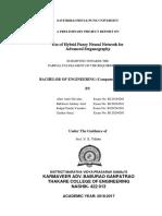 SPPU Report Format