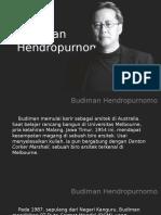 Budiman Hendropurnomo