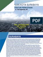 master plan kota Surabaya