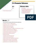 Mastercam X7 NCI Parameter Ref