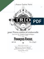 Rasse Piano Trio