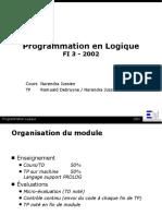 Jussi en Pro Log 2002
