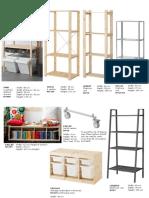 Shelves n Cabinet