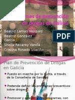 Prevencion drogas Galicia