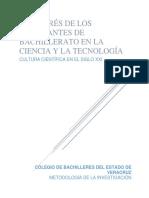Interés en la Ciencia y la Tecnología