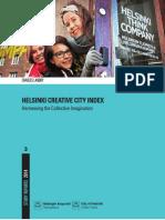 Helsinki Creativity Index
