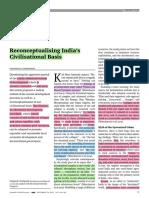 6 - Reconceptualising India's Civilisational Basis 0