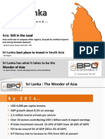 BPO Connect Investing in Sri Lanka 2014 2015