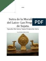 Sutra de La Moralidad Del Laico. Las Preguntas de Sujata.