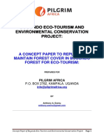 Bugondo Ecotourism and Environment Conservation Project - Concept Paper 2016.Doc
