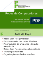Aula 11 Redes Wireless