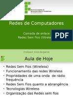 Aula 11 Redes Wireless
