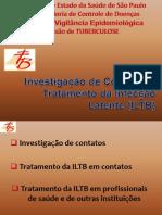 Tratamento de ILTB
