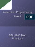 Assembler Programming